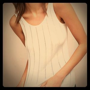 PURE + GOOD Anthropologie Ribbed Cami